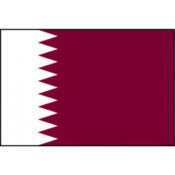 Drapeau Qatar