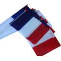 Drapeau Plastique France