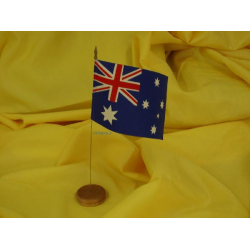 Drapeau de table Australie