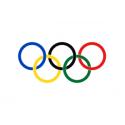 Drapeau Jeux Olympiques 60*90 cm