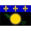 Drapeau Guadeloupe