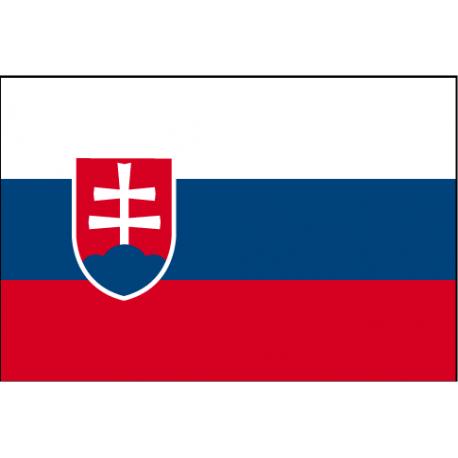 Drapeau de Prestige Slovaquie