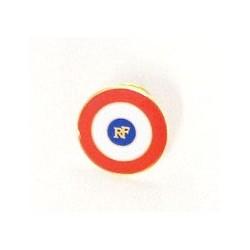 Cocarde RF 20 mm pour veste / écharpe