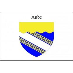 Drapeau Aube