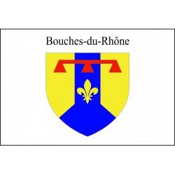 Drapeau Bouche du Rhone