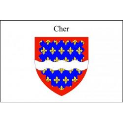 Drapeau Cher