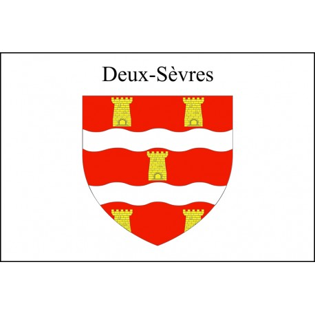 Drapeau Deux Sèvres