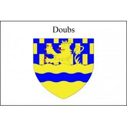 Drapeau Doubs