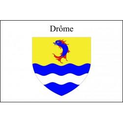 Drapeau Drôme
