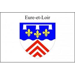 Drapeau Eure et Loir