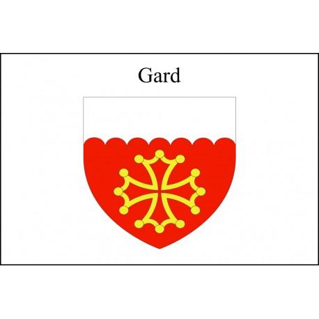 Drapeau Gard