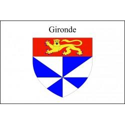 Drapeau Gironde