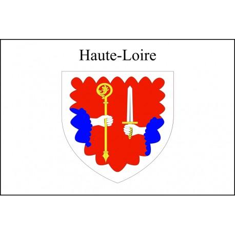 Drapeau Haute Loire