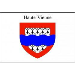 Drapeau Haute Vienne