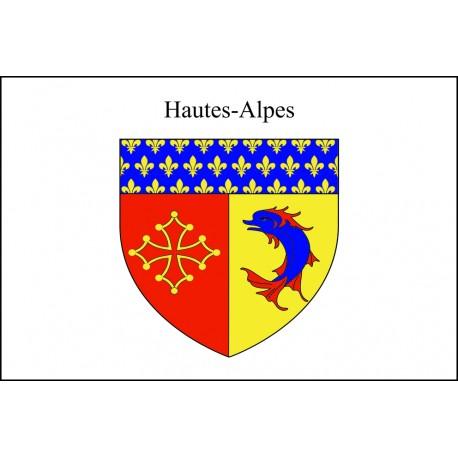 Drapeau Hautes Alpes
