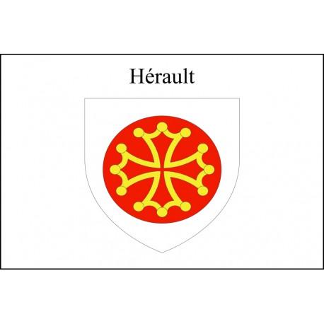 Drapeau Hérault