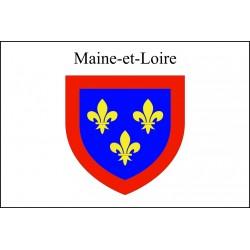 Drapeau Maine et Loire