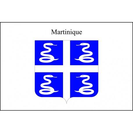 Drapeau du département de la Martinique