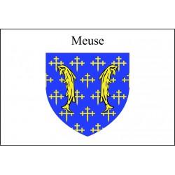 Drapeau Meuse