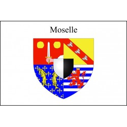 Drapeau Moselle
