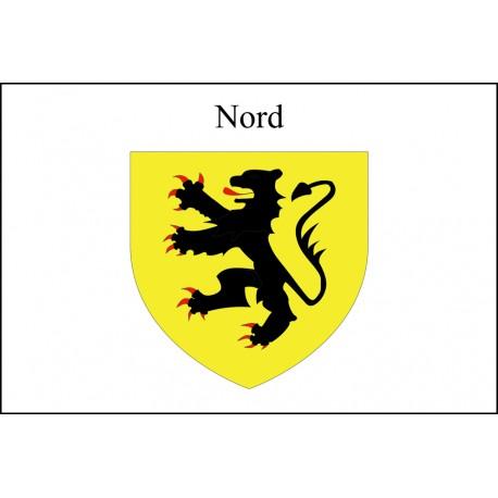 Drapeau Nord
