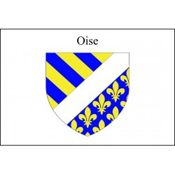 Drapeau Oise