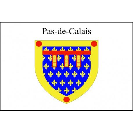 Drapeau Pas de Calais