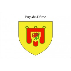 Drapeau Puy de Dôme