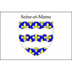 Drapeau Seine et Marne