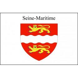 Drapeau Seine Maritime