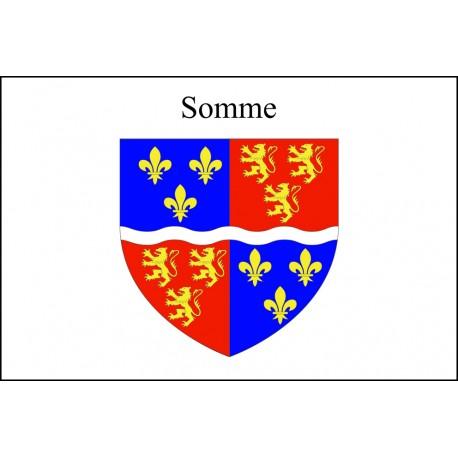 Drapeau Somme