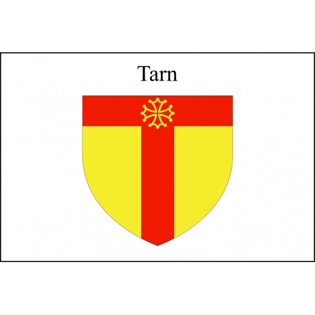 Drapeau Tarn