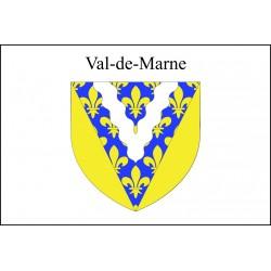 Drapeau Val de Marne