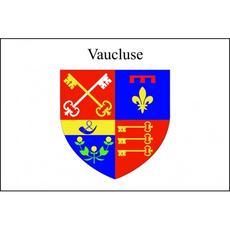 Drapeau Vaucluse