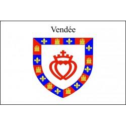 Drapeau Vendée