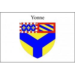 Drapeau Yonne