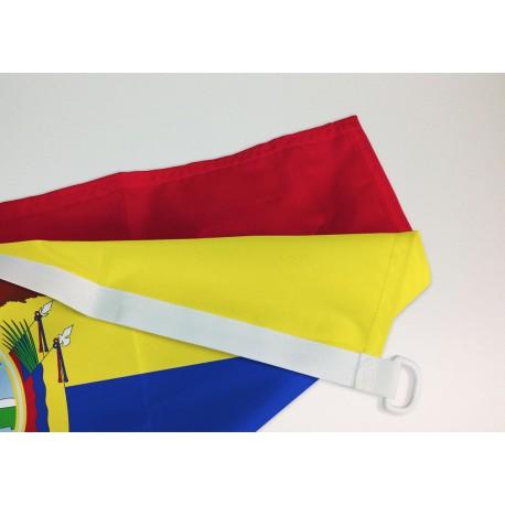 Drapeau Equateur
