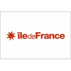 Drapeau Région Ile De France 150*225 cm