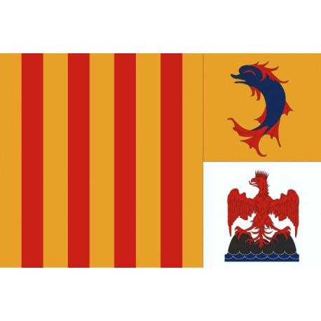 Drapeau Région Sud 150*225 cm