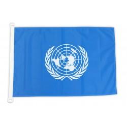 Drapeau ONU 100*150 cm