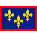 Drapeau de table Berry