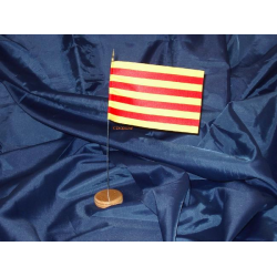 Drapeau de table Catalan