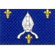 Drapeau de table Saintonge