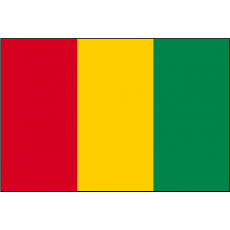 Drapeau Guinée