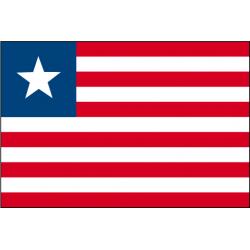 Drapeau Liberia