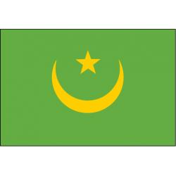 Drapeau Mauritanie