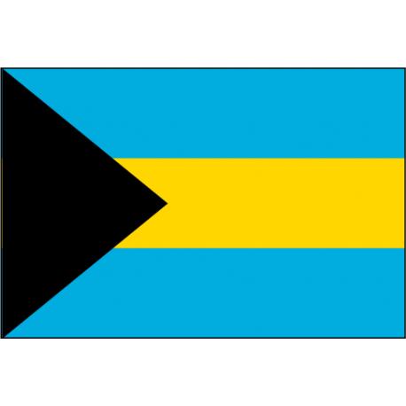les-bahamas-drapeau