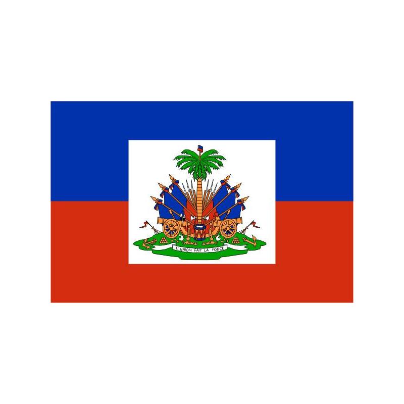 haiti drapeau-