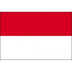 Drapeau Indonésie