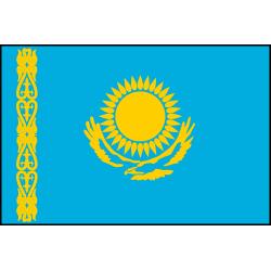 Drapeau Kazakhstan